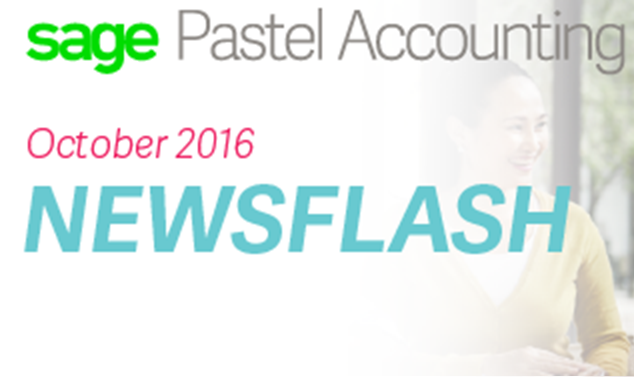 Sage Pastel Partner Version 17 coming soon