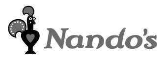 Nandos logo, Case Study Usage Business Solutions